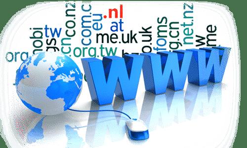 Webhosting en domeinnamen